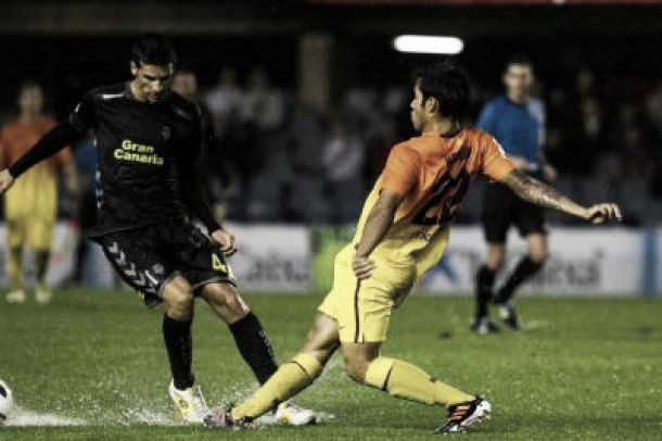 FC Barcelona B – UD Las Palmas: en busca de la posesión