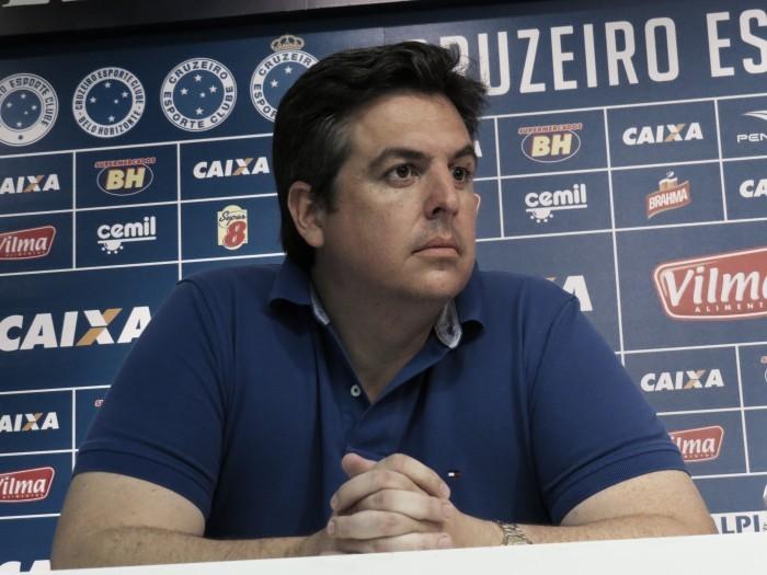 Dívidas na Fifa, aumento nas contas e polêmicas: Vicintin comenta gestão no Cruzeiro