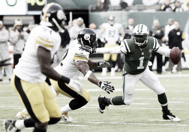 Jets dan la sorpresa de la semana al destrozar a Steelers