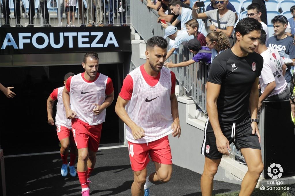 Fede Vico sufre una lesión en la fascia de la planta izquierda