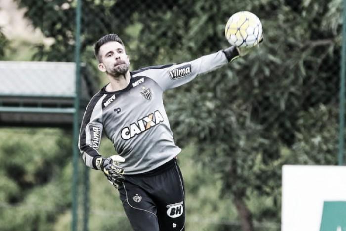Para Victor, vitória contra Santa Cruz fará Atlético-MG se firmar e crescer no Brasileirão