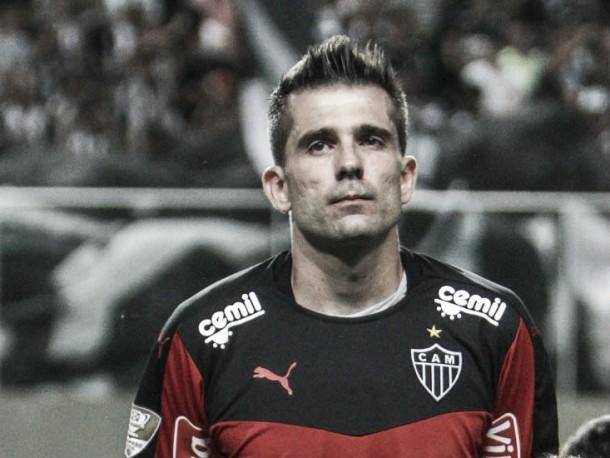 """Victor diz que Atlético-MG não pode desanimar e foca no vice: """"É o mínimo que podemos fazer"""""""