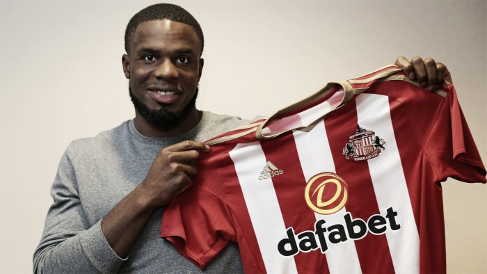 Victor Anichebe joins Sunderland until the end of the season