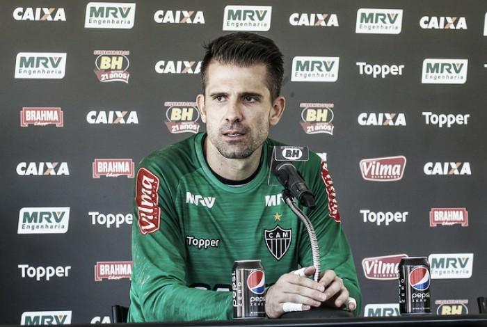 Victor vê partida contra Palmeiras como chance para embalar no Brasileirão