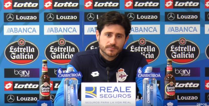 """Víctor: """"Es fundamental elevar nuestra efectividad para conseguir las victorias"""""""