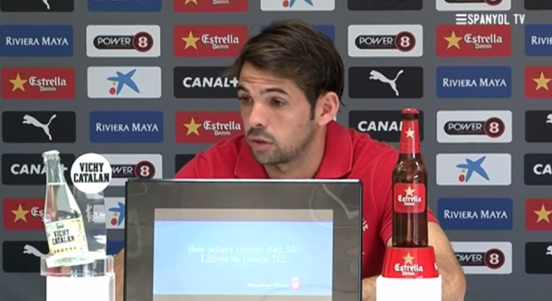 """Víctor Sánchez: """"Decidí quedarme aquí"""""""