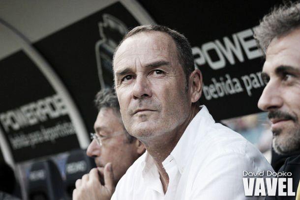 """Víctor Fernández: """"No vamos a ver al Málaga que vimos frente al Reus"""""""