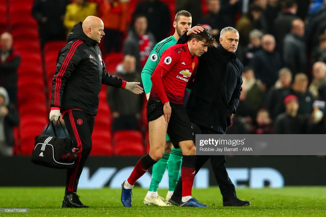 United defender Lindelof admits: I miss Mourinho