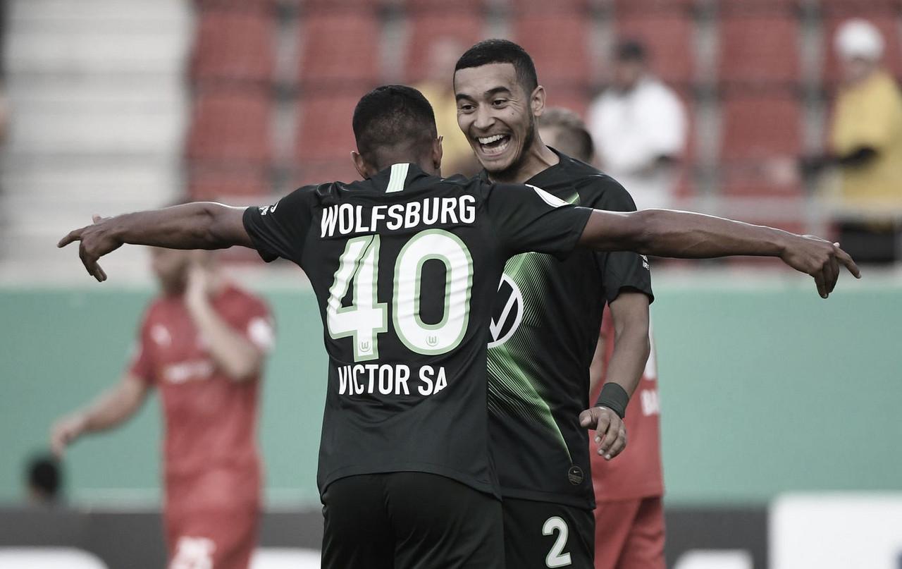 Exclusivo: Victor Sá, do Wolfsburg, diz ter interesse de jogar no futebol inglês