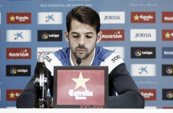 """Víctor Sánchez: """"Estamos frustrados por la forma de perder"""""""