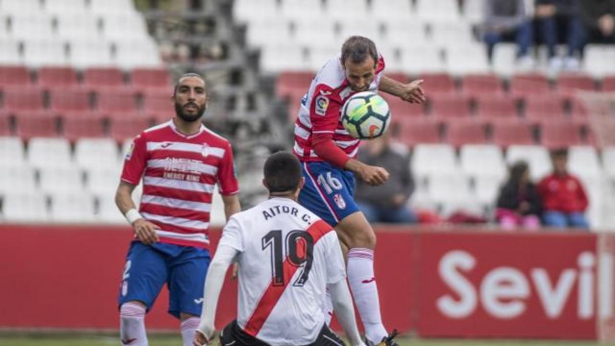 Sevilla Atlético - Granada CF: puntuaciones del Granada CF, jornada 35 de Segunda División