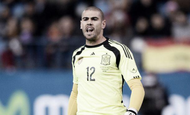 Valdés, primer fichaje de invierno del Manchester United - Vavel.com