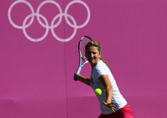 El tenis femenino también tiene su cuadro