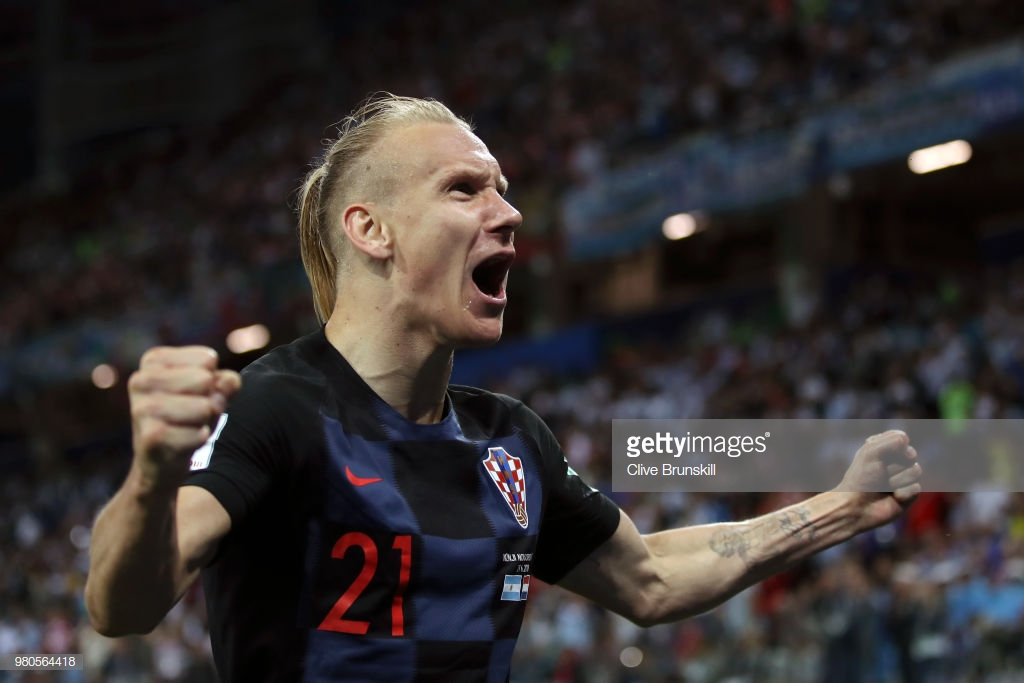 Liverpool not interested in Domagoj Vida or any other centre-back