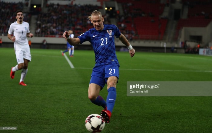 Everton linked with move for Dynamo Kiev defender Domagoj Vida