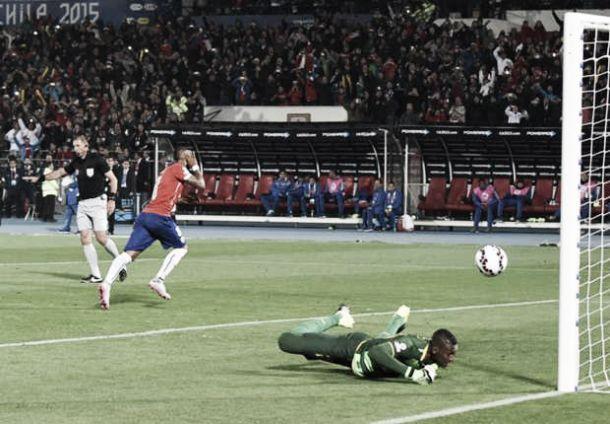 Cile, buona la prima. Sampaoli e Vidal soddisfatti e raggianti