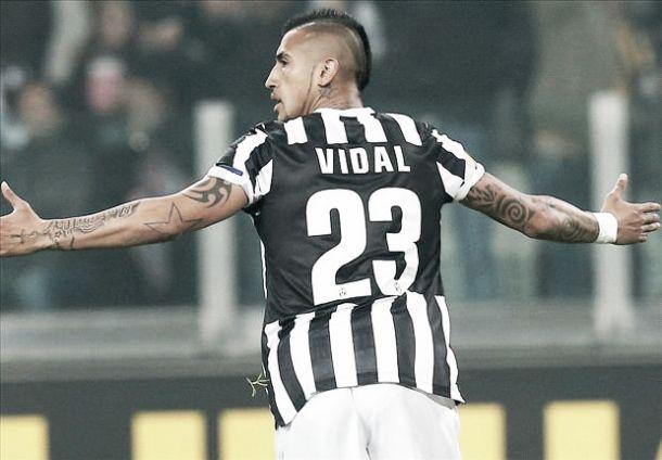 Vidal: Leaving never crossed my mind