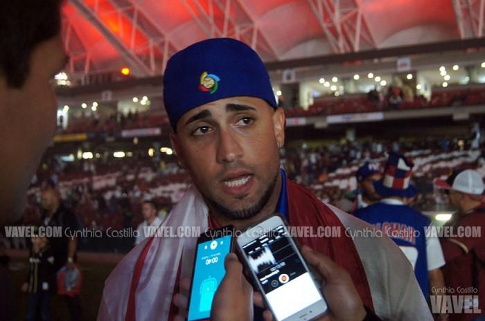 """David Vidal: """"Es un sueño ser MVP"""""""