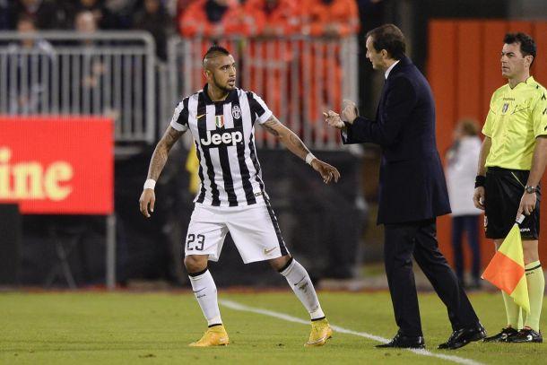 Juventus - Atalanta, le probabili formazioni: assente Vidal