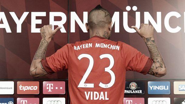 """Vidal è del Bayern Monaco: """"Voglio la Champions, ma non dimentico la Juventus"""""""