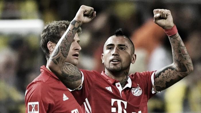 Arturo Vidal: un mohicano domado en Múnich