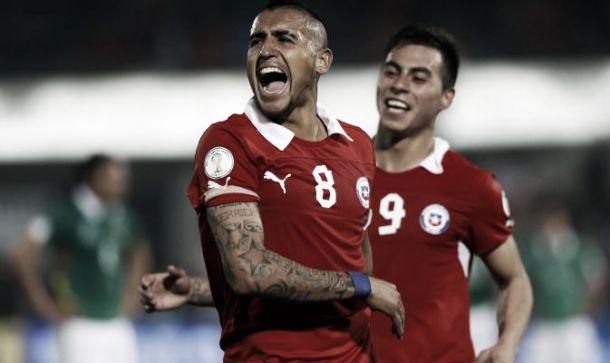 """Vidal vuole la Copa America: """"Siamo cresciuti. Ora dobbiamo dimostrare il nostro valore"""""""