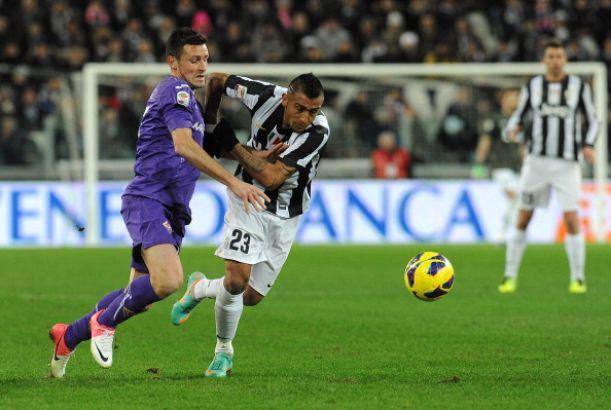 Diretta Fiorentina - Juventus, live della partita di Serie A