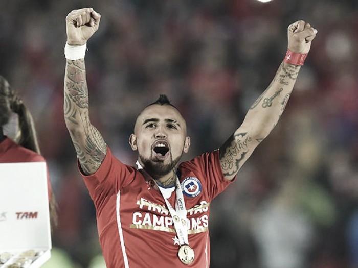 Vidal: el corazón que hace latir a la Roja