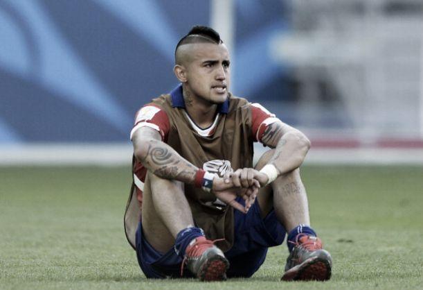 """Apesar da eliminação, Vidal afirma que o sentimento é de orgulho: """"Deixamos a alma no campo"""""""