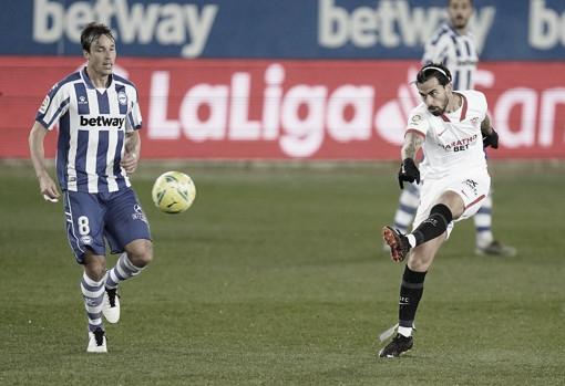 """Previa Sevilla FC vs Deportivo Alavés: Partido para no alargar el """"parón"""""""