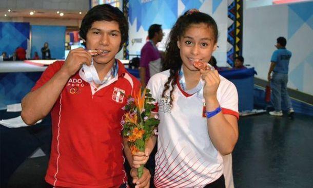 Cuevas y López consiguen medallas para Perú en el Mundial de Pesas