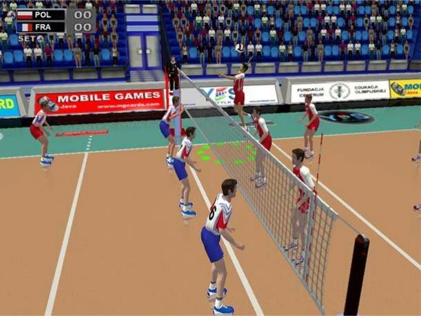 L'idea di un videogioco di volley