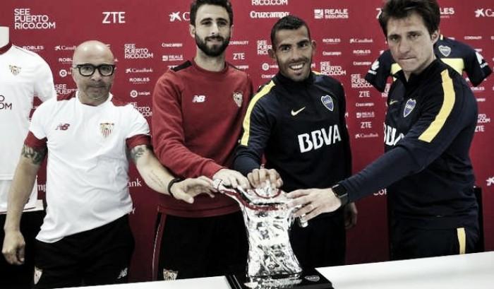 Previa Sevilla-Boca Juniors: Promesa de buen fútbol