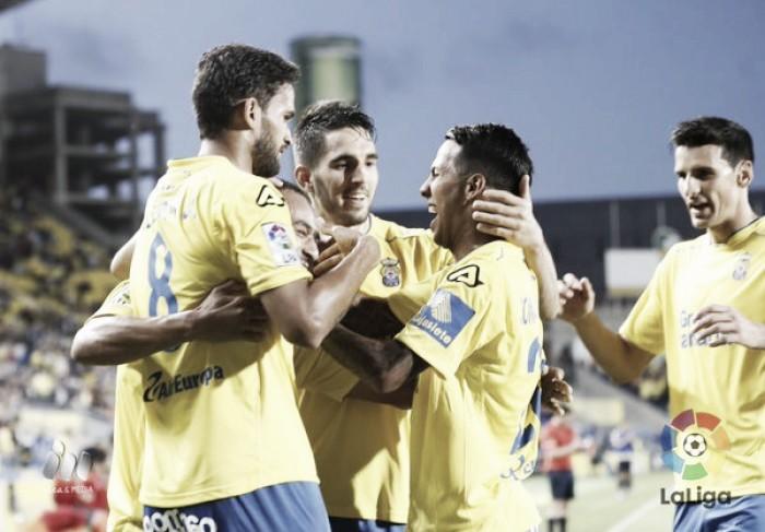 Las Palmas 4-0 Espanyol: Viera helps hosts pummel Espanyol