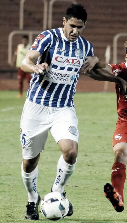 "Diego Viera: "" Era una revancha vencer a San Lorenzo, por suerte se nos pudo dar"""