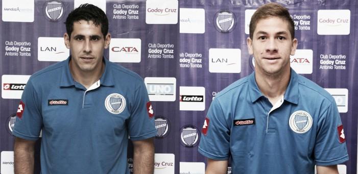 Resumen Godoy Cruz VAVEL: Diego Viera y Danilo Ortíz