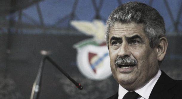 Benfica repudia tarja e averigua identidade dos prevaricadores