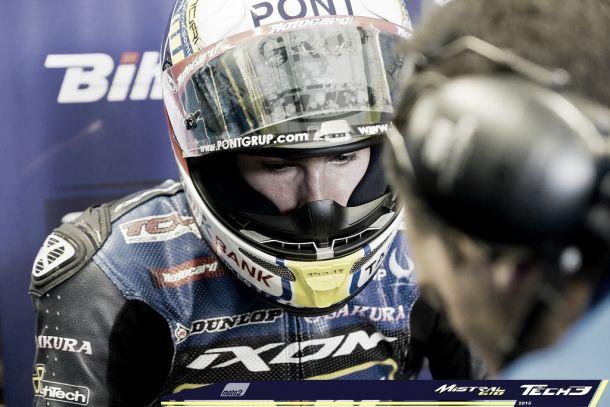 Xavi Vierge: haciéndose sitio en el Mundial de Moto2