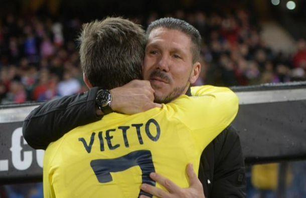 Vietto, el hijo pródigo de Simeone