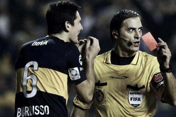 Mauro Vigliano, el árbitro del 'Superclásico'
