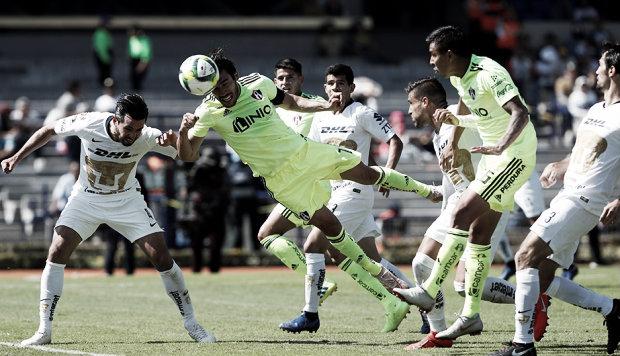 Un Atlas que ya juega mejor y compite en Liga