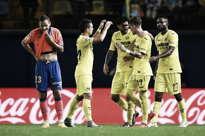 Villarreal vira sobre Las Palmas e segue invicto no Espanhol