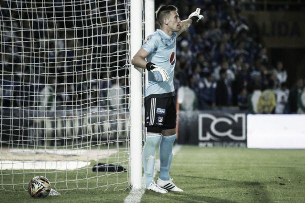 Millonarios, Liga Águila 2015-I: Nicolás Vikonis