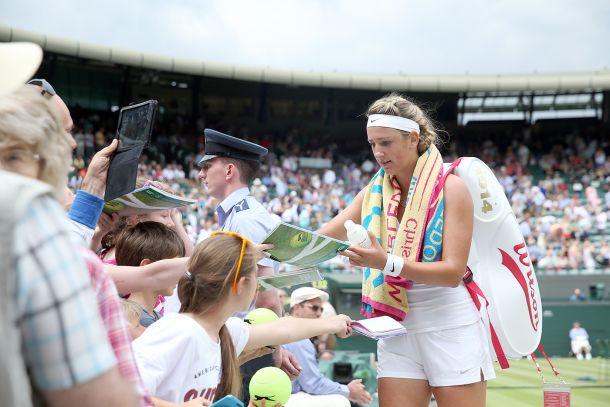 Big avanti a Wimbledon, bene Flavia Pennetta