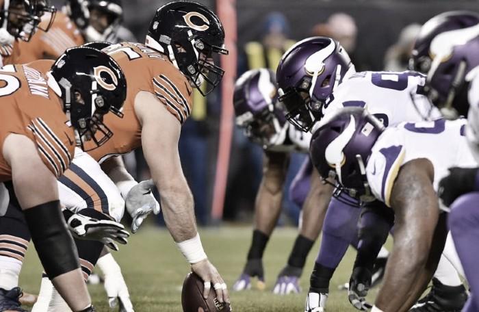 Vikings se pusieron con marca de 4-5 // Foto: NFL
