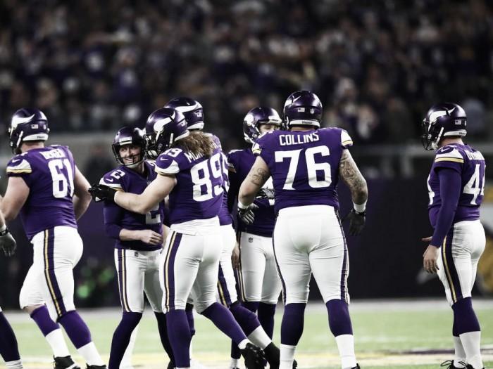¿Los Vikings romperán la maldición de ser el primer equipo en la NFL en jugar una Super Bowl en casa?
