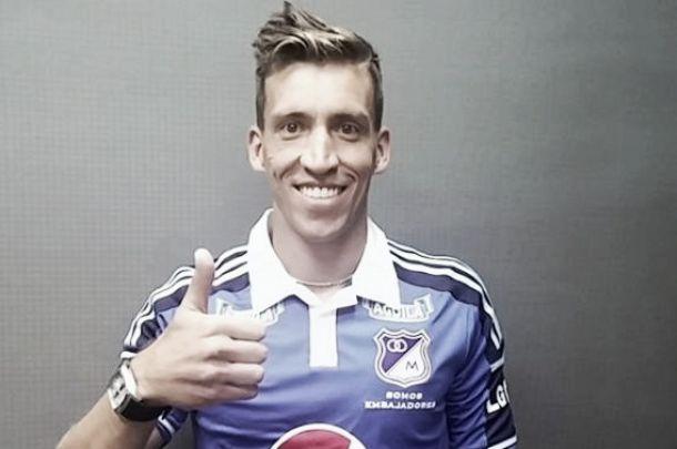 Nicolás Vikonis se convirtió en nuevo guardameta de Millonarios