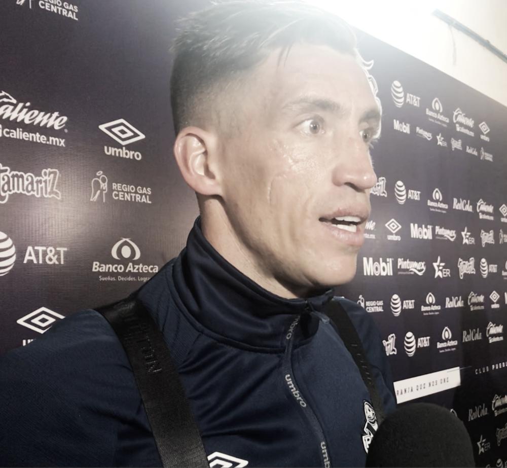 """Nicolás Vikonis: """"El equipo mejoró"""""""
