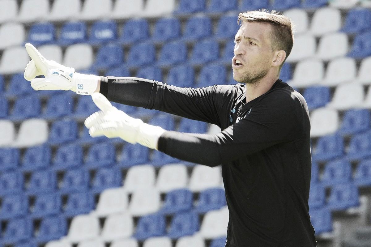 """Nicolás Vikonis: """"Nuestro objetivo es llegar a Liguilla"""""""