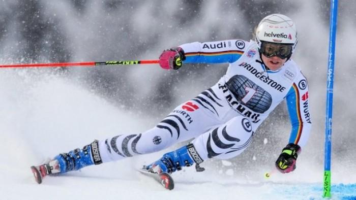 Viktoria Rebensburg torna a vincere in gigante, terza Federica Brignone